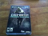 Call of Duty 4 PC/DVD ROM Software in Fort Riley, Kansas
