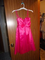Cute Pink Strap Dress Size 2 in Cherry Point, North Carolina